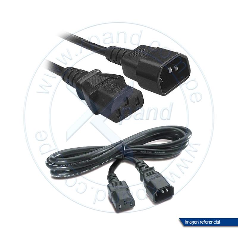 Imagen: UPS, ACCESORIOS; APC AMERICAN POWER CONVER; CABLE PODER C13 A C14 2.5M 10A