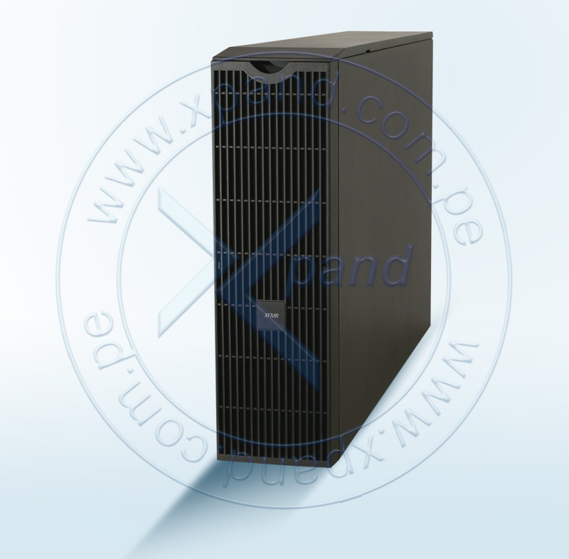 Imagen: Transformador de aislamiento APC SURT002, 5kVA,30A, 230V.