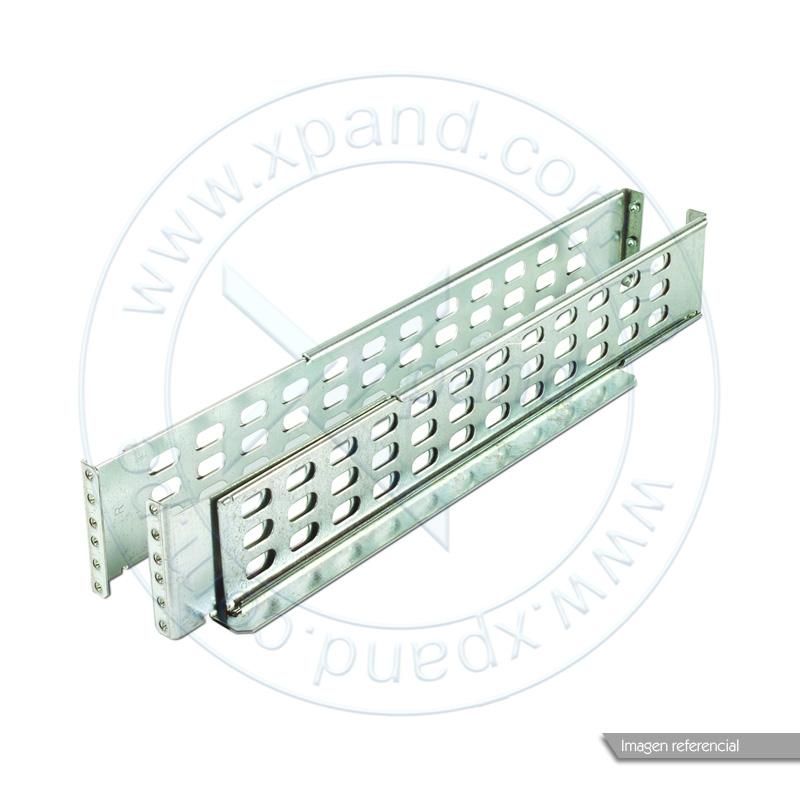 "Imagen: Kit de rieles APC SURTRK5, de 19"", para SRC 3 kVA Smart-UPS RT."