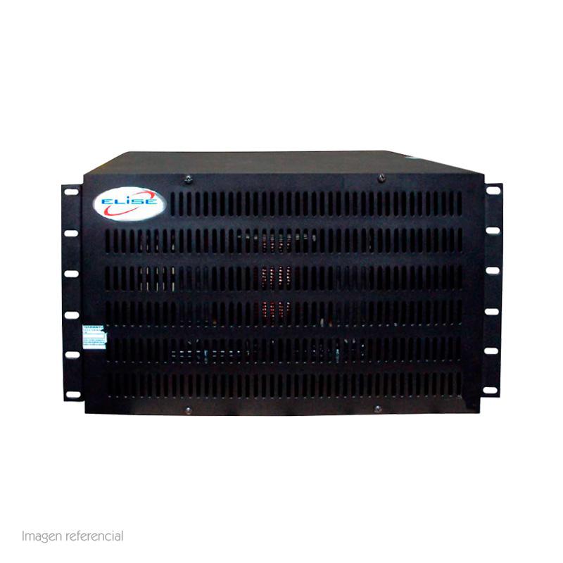 Imagen: Transformador de Aislamiento Monofásico TPP-08K-1F-6U de 8KVA, 6U, 220V.