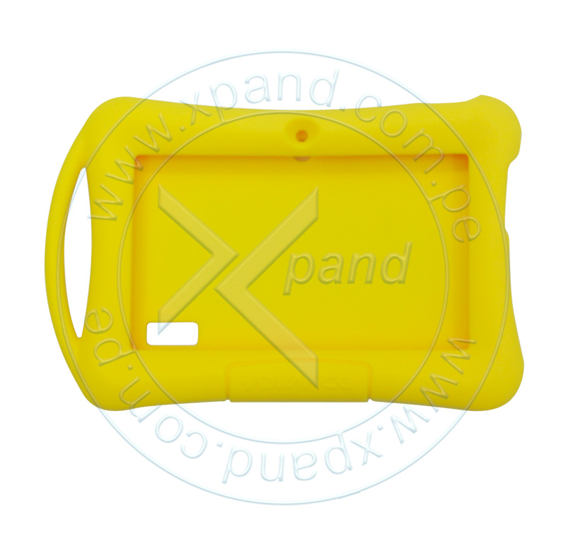 Imagen: Protector para Tablet Advance Kids, Amarillo.