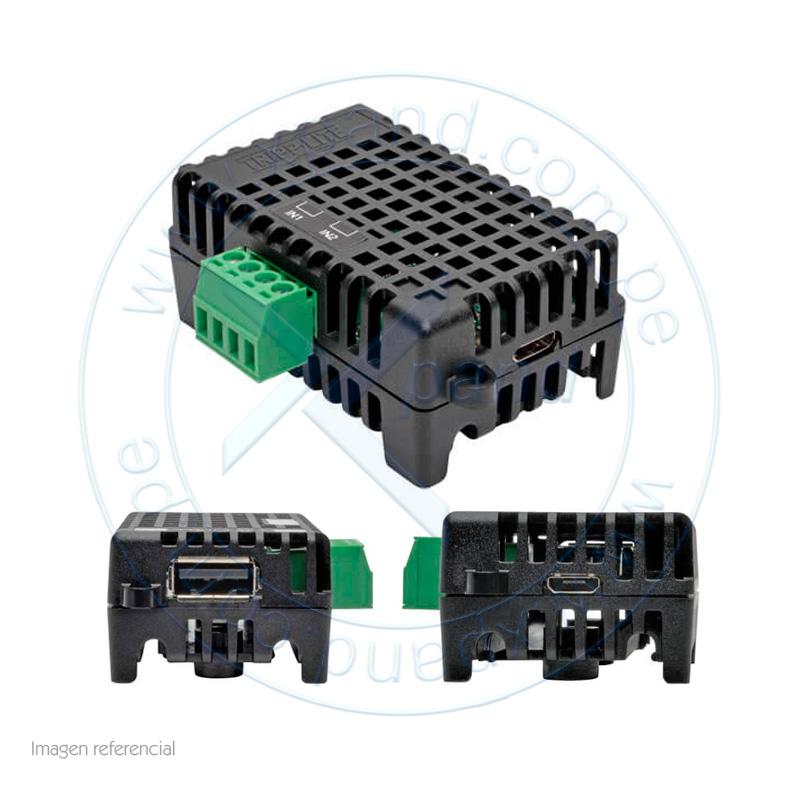 Imagen: Módulo Sensor Ambiental Tripp-Lite EnviroSense2, Temperatura, Humedad y Entradas Digitales