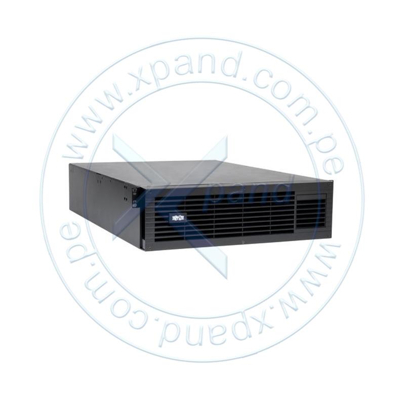 Imagen: Módulo de baterías externas de 192V 3U rack/torre para sistemas UPS Tripp Lite selectos