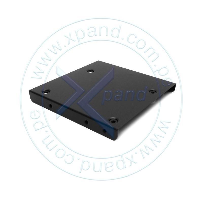 """Imagen: Bracket Crucial SSD, para instalación de SSD de 2.5"""" en bahia 3.5""""."""