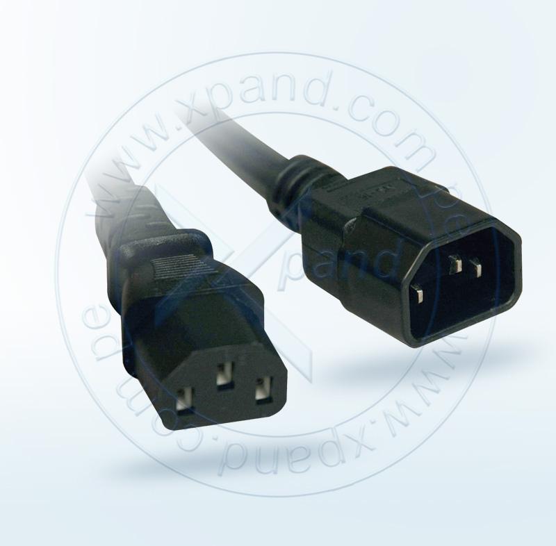 Imagen: Cable de alimentación Tripp-Lite P004-006, 18 AWG SJT, 10A, 100-230V, 1.83mts.