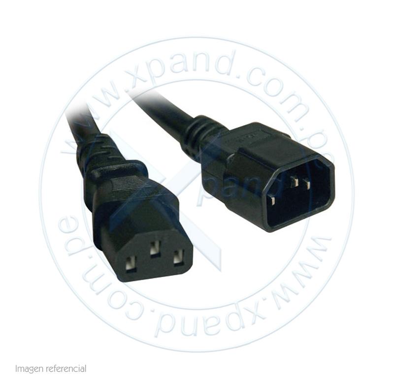 Imagen: Cable poder de extensión Tripp-Lite P004-010, IEC-320-C14 a IEC-320-C13, 3.05 mts.