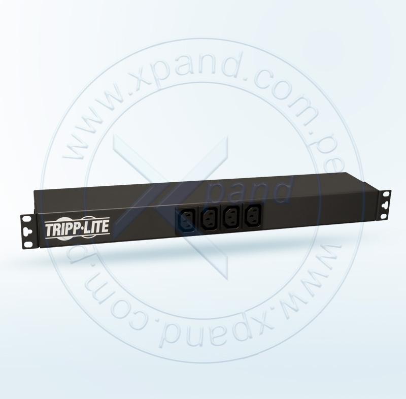 Imagen: Unidad de distribución de energía Tripp-Lite PDUH20DV, Monofásico Básico, 16/20A 100-240V.