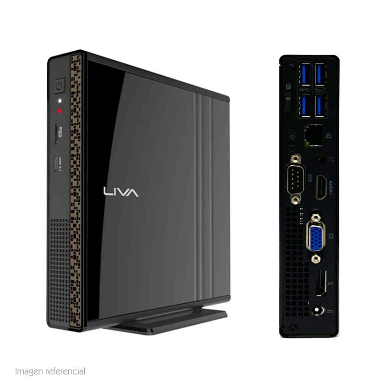Imagen: Barebone Advance Liva One, Intel Core LGA 1151, DDR4, Wireless 802.11, Bluetooth, USB 3.1