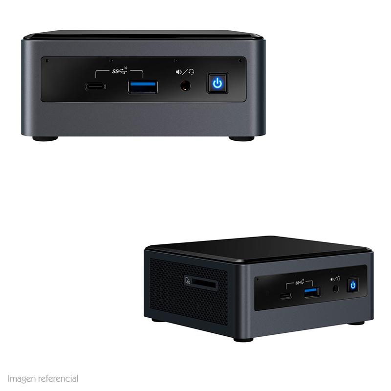 Imagen: Mini Barebone Intel NUC, Intel Core i5-10210U 1,60GHz