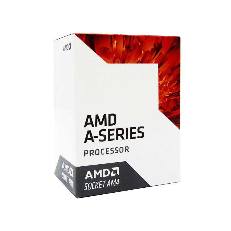 Imagen: Procesador AMD A6-9400, 3.70GHz, 1MB Cache, 2 Core, SAM4, 65W.