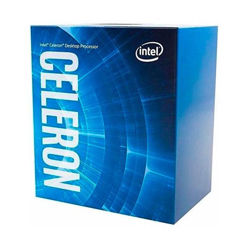 Imagen: Procesador Intel Celeron DC G5925 3.60 GHz, 4 MB Caché L3, LGA1200, 58W, 14 nm.