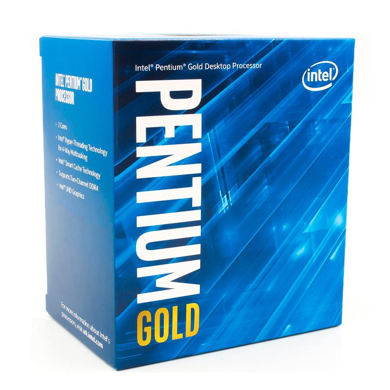 Imagen: CPU PENTIUM S1200 GXXXX; INTEL OEM; PROC INT PENT GOLD G6405 4.1GZ