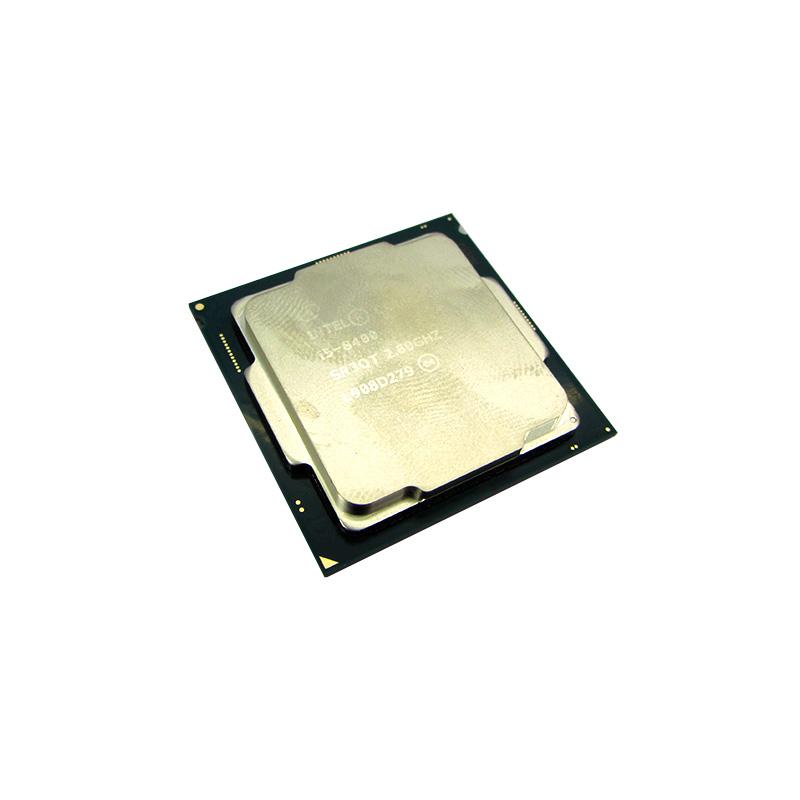 Imagen: Procesador Intel Core i5-8400, 2.80 GHz, 9 MB Caché L3, LGA1151, 65W, 14 nm.