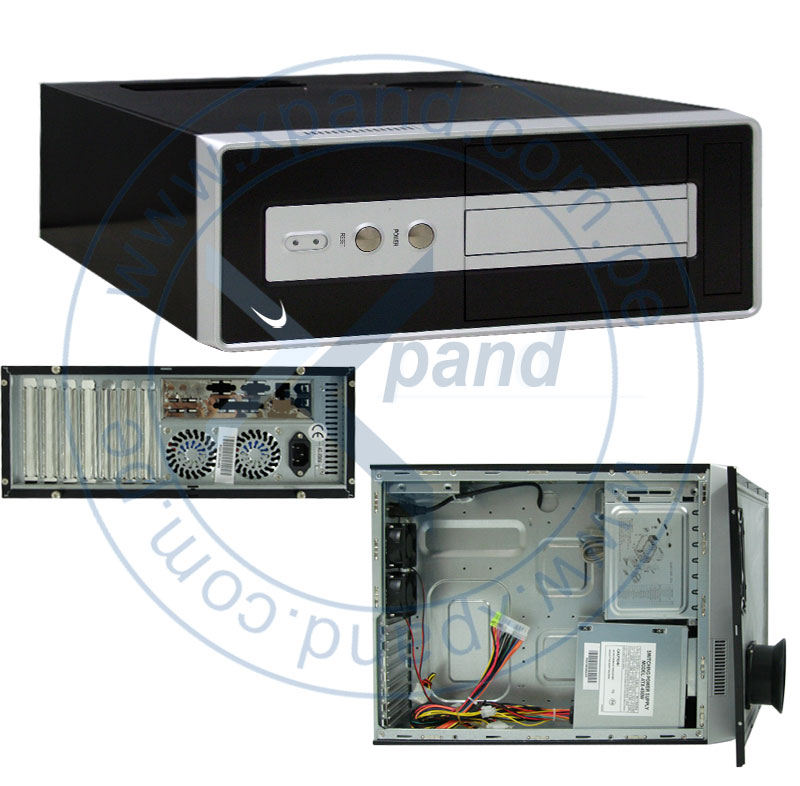 Imagen: CASES ATX P4 VER1.1; BOOMER; CS BMR 1.1 DKT NJA/607 N/P HD