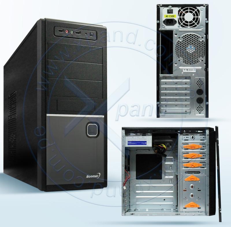 Imagen: CASES ATX VER2.0; BOOMER; CS BMR 2.0 MTW 8816TL NG