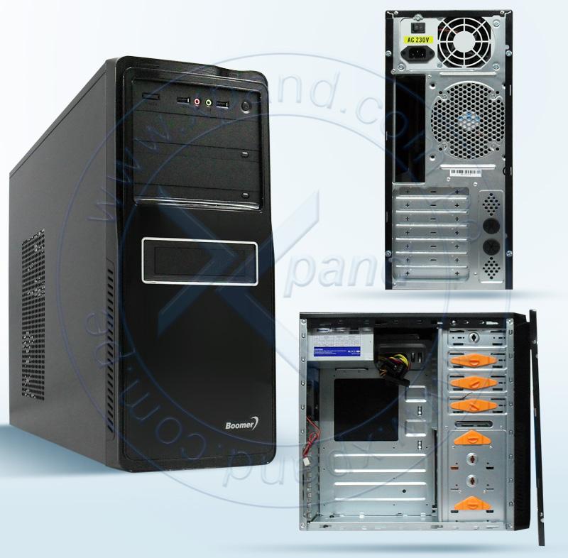 Imagen: CASES ATX VER2.0; BOOMER; CS BMR 2.0 MTW 8817TL NG
