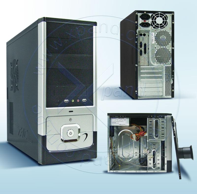 Imagen: CASES ATX P4 VER1.1; BOOMER; CS BMR 1.1 MDTW RJA-322 N/P AC