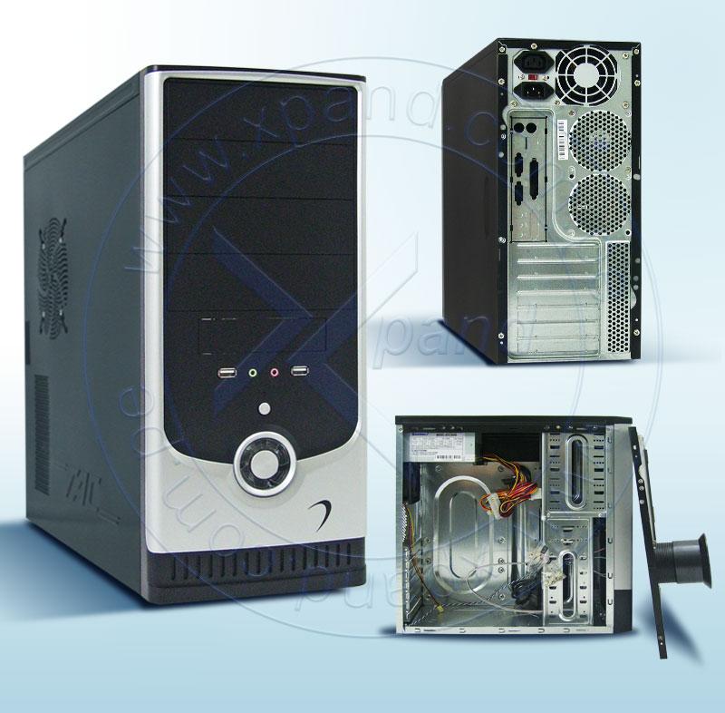Imagen: CASES ATX P4 VER1.1; BOOMER; CS BMR 1.1 MDTW RJA-323 N/P AC