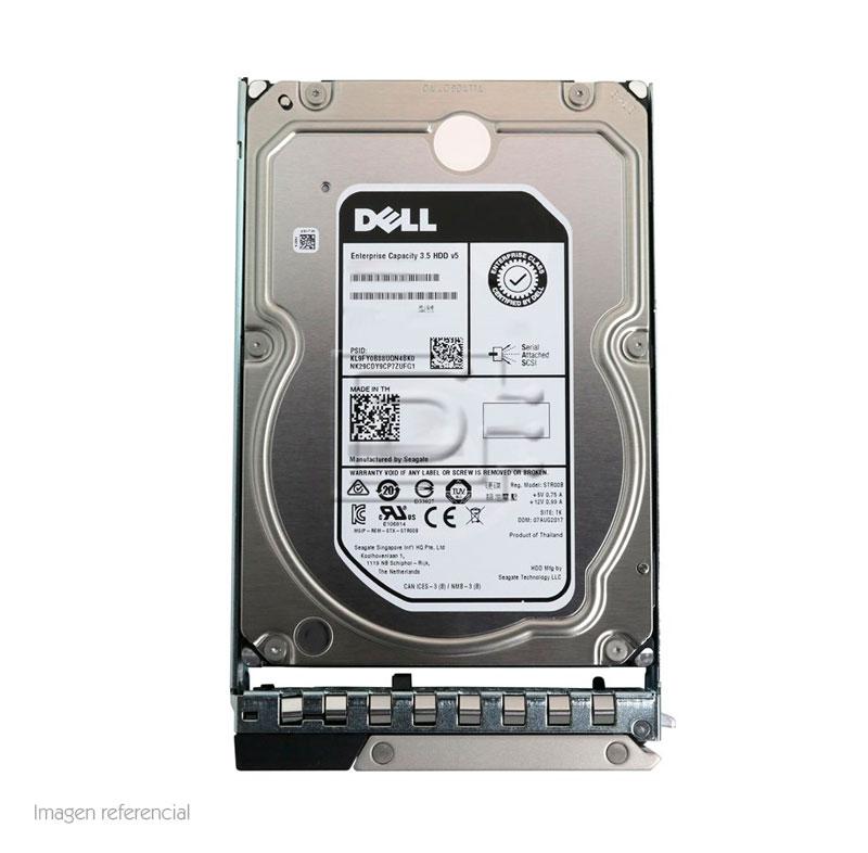 """Imagen: Disco duro Dell 400-ATKJ, 2TB, SATA 6.0 Gb/s, 7200 RPM, 3.5"""", Hot-Swap, 512n."""
