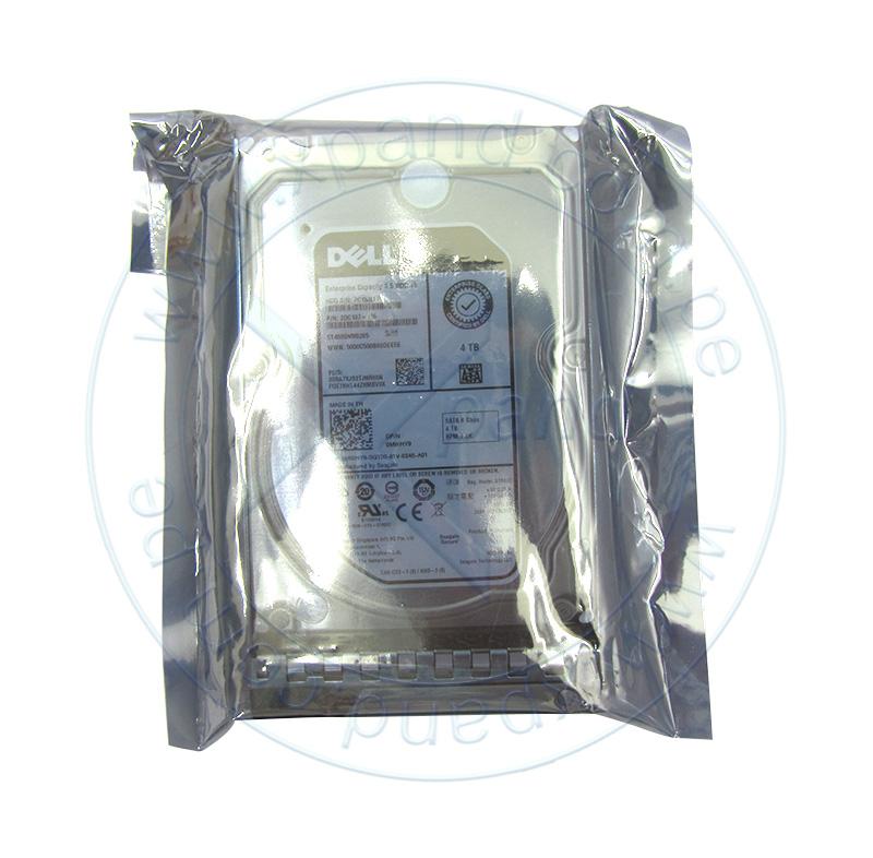 """Imagen: Disco duro Dell 400-ATKN, 4TB, SATA 6.0 Gb/s, 7 200 RPM, 3.5"""", Hot-Plug, 512n."""