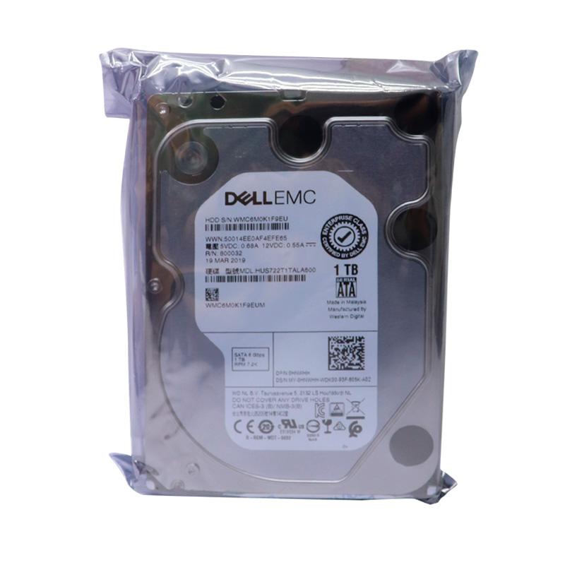 """Imagen: Disco duro Dell 400-AUPW, 1TB, SATA 6.0 Gb/s, 7200 RPM, 3.5"""", 512n."""