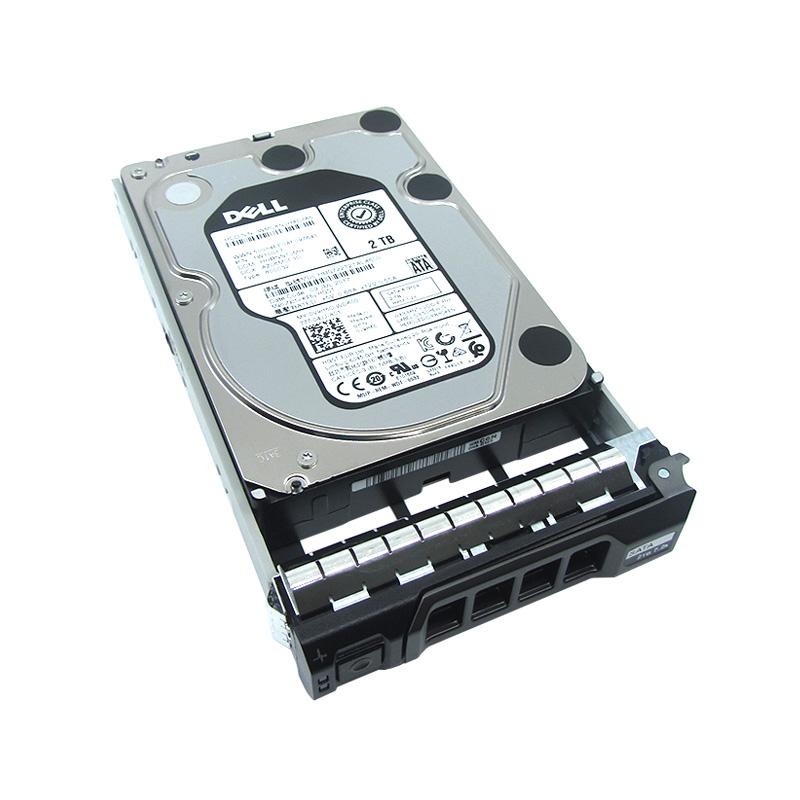 """Imagen: Disco duro Dell 400-AUWX, 2TB, SATA 6.0 Gb/s, 7200 RPM, 3.5""""."""