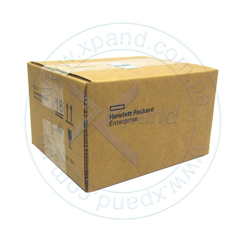 "Imagen: Disco duro HPE 870757-B21, 600GB, SAS 12Gbps, 15 000 RPM, 2.5"", SFF."