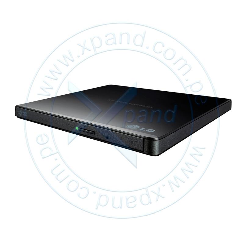 Imagen: DVD SuperMultil LG GP65NB60, externo, 8X, USB 2.0.