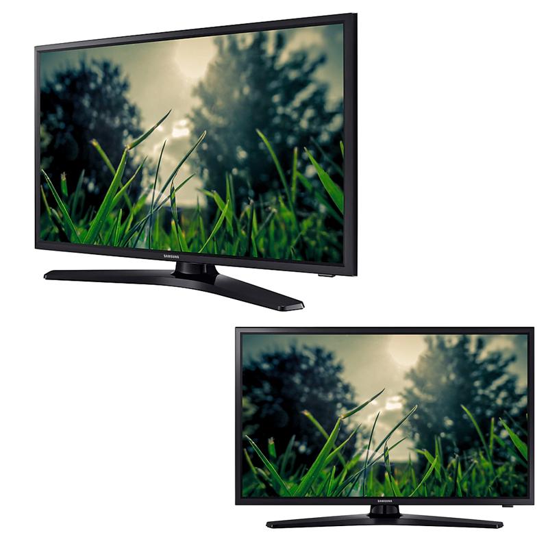 "Imagen: Monitor Samsung 23.6"" VA LED, 1366 x 768, HDMI x 2, USB x 1, Audio Out x 1, Altavoz 5W x 2"