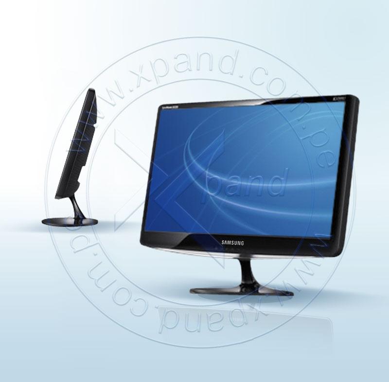 """Imagen: MONITORES TFT 20"""" - 23""""; SAMSUNG; MON SAM LCD 20 B2030 NG"""