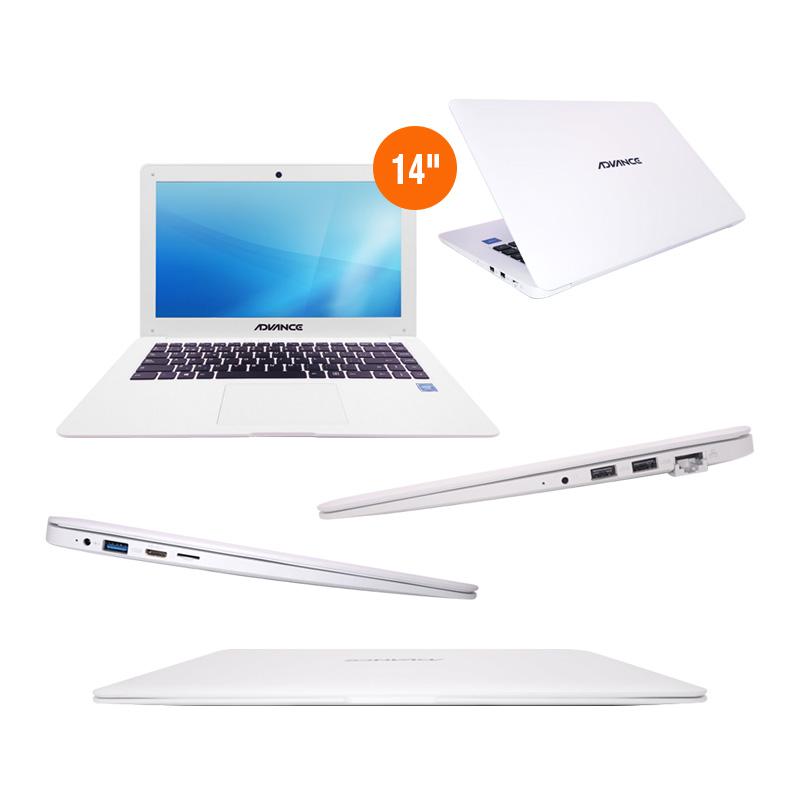"Imagen: Notebook Advance Nova NV9839, 14"" FHD, Intel Celeron N3350 1.10GHz, 3GB RAM, 32GB, LTE."