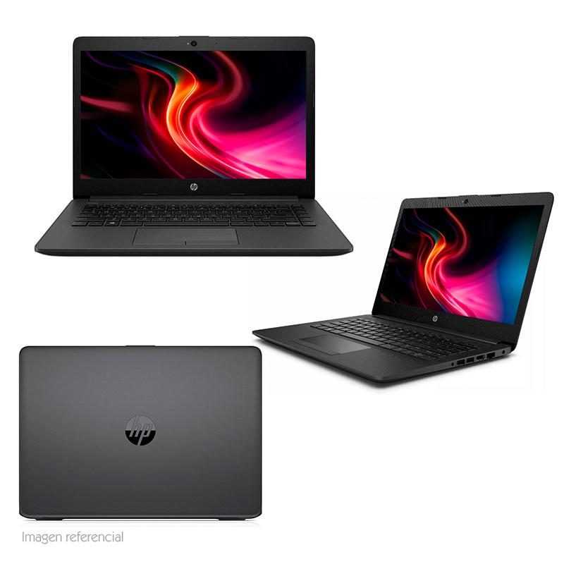 """Imagen: Notebook HP 240 G7, 14"""" HD, Intel Celeron N4100 1.10 GHz, 4GB DDR4, 1TB SATA."""