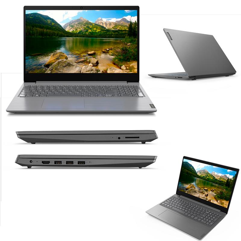"""Imagen: Notebook Lenovo V15 ADA, 15.6"""" HD, AMD Athlon Silver 3050U, 2.30GHz, 4GB DDR4, 1TB SATA"""
