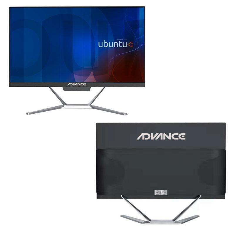 "Imagen: All-in-One Advance AIO AO4530, 23.8"" IPS, Intel I5-9400 2.90GHZ, 8GB DDR4, 500GB SATA M.2"