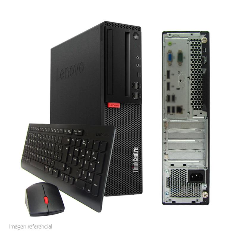 Imagen: Computadora Lenovo ThinkCentre M920s, Intel Core i7-9700 3.00GHz, 16GB DDR4, 1TB SATA.