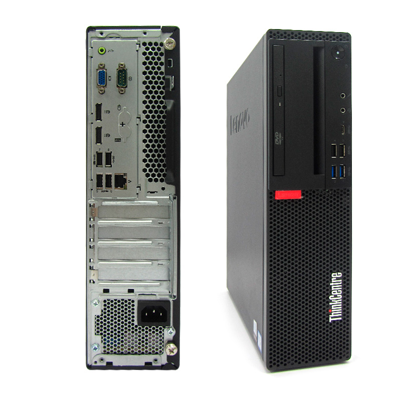 Imagen: Computadora Lenovo M720s, Intel Core i7-8700 3.20GHz, 8GB DDR4, 1TB SATA.