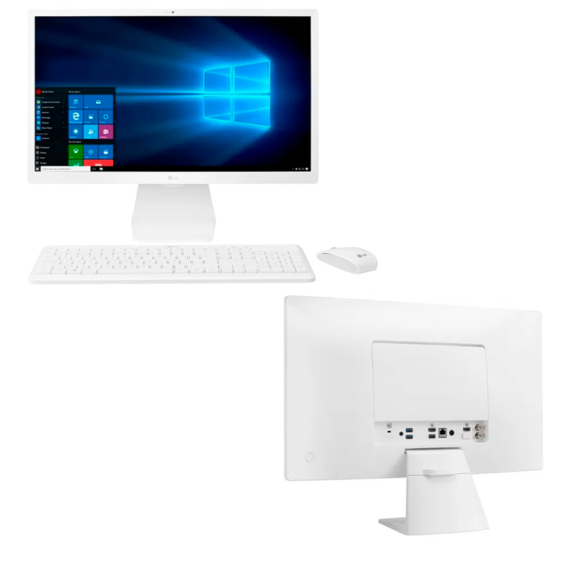 "Imagen: All-in-One LG 24V50N-G 23.8"" IPS, Intel Core i5-10210U 1.60GHz, 8GB DDR4, 1TB SATA"