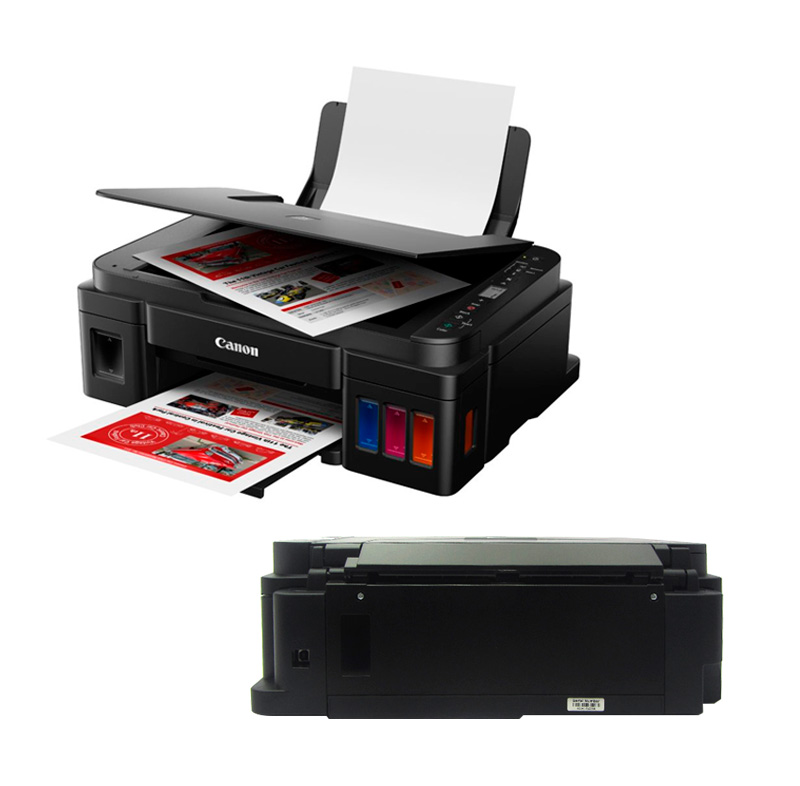 Imagen: Multifuncional de tinta continua Canon Pixma G3110, imprime/escanea/copia, USB/Wi-Fi.