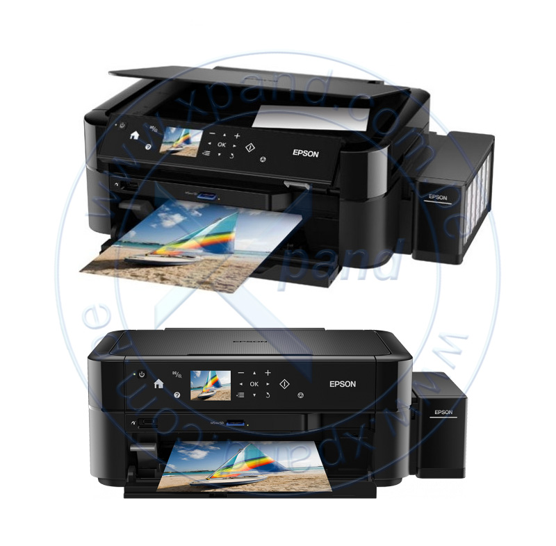 Imagen: Multifuncional de tinta continua Epson L850, imprime/escanea/copia, foto, CD/DVD, USB 2.0.