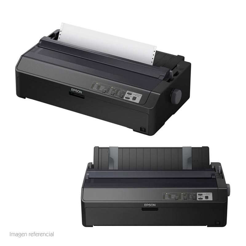 Imagen: Impresora matricial Epson LQ-2090II, matriz de 24 pines, Paralelo / USB 2.0.