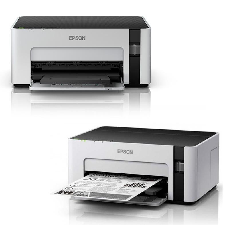 Imagen: Impresora de tinta continua Epson EcoTank M1120, 32 ppm, 1440x720 dpi, USB 2.0 / Wi-Fi.
