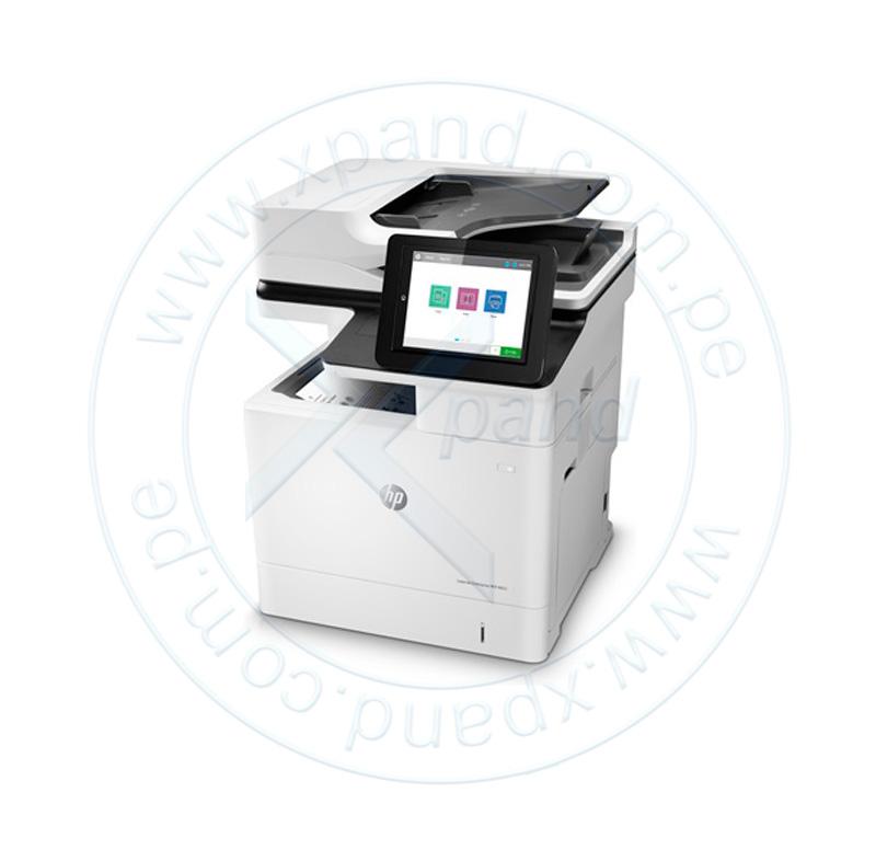 Imagen: Impresora multifunción HP LaserJet Enterprise M631dn, imprime/escanea/copia, USB / LAN.