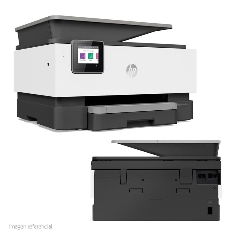Imagen: Multifuncional de tinta HP OfficeJet Pro 9010, impresión/escaneo/copia/fax.