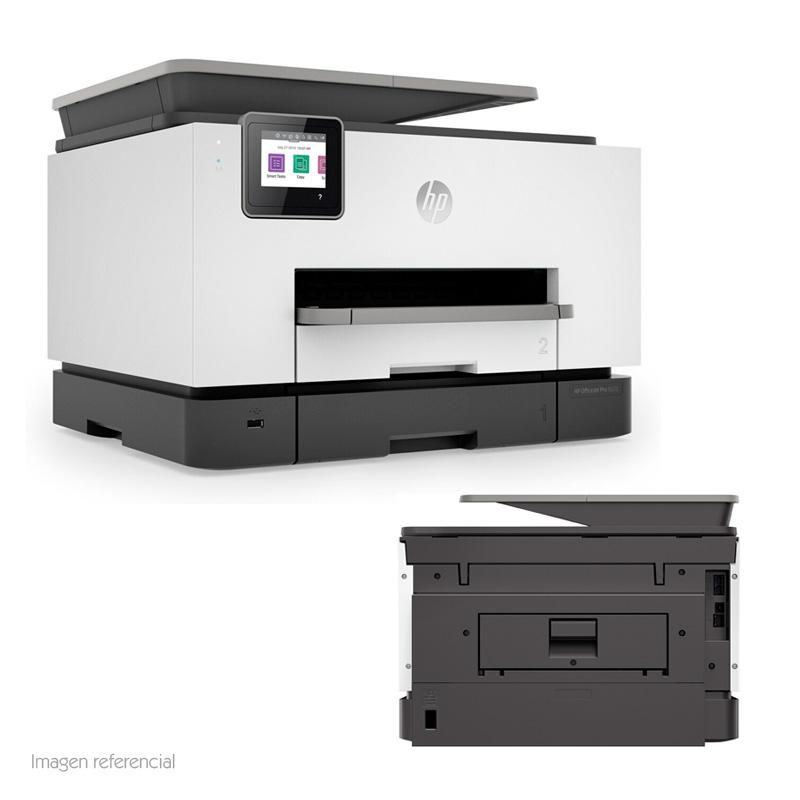 Imagen: Multifuncional de tinta HP OfficeJet Pro 9020, impresión/escaneo/copia/fax.