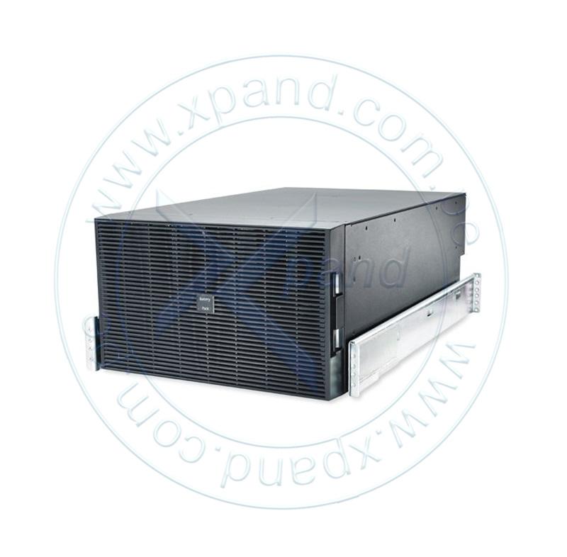 Imagen: Sistema de baterías para UPS Smart APC SURT192RMXLBP2, pack 2 Rows, 3840VA/h, 6U.