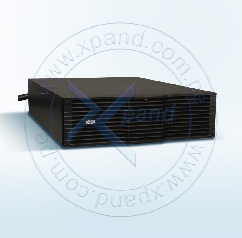 Imagen: Módulo de baterías externo Tripp Lite BP240V10RT3U, 240VCC, 3U.