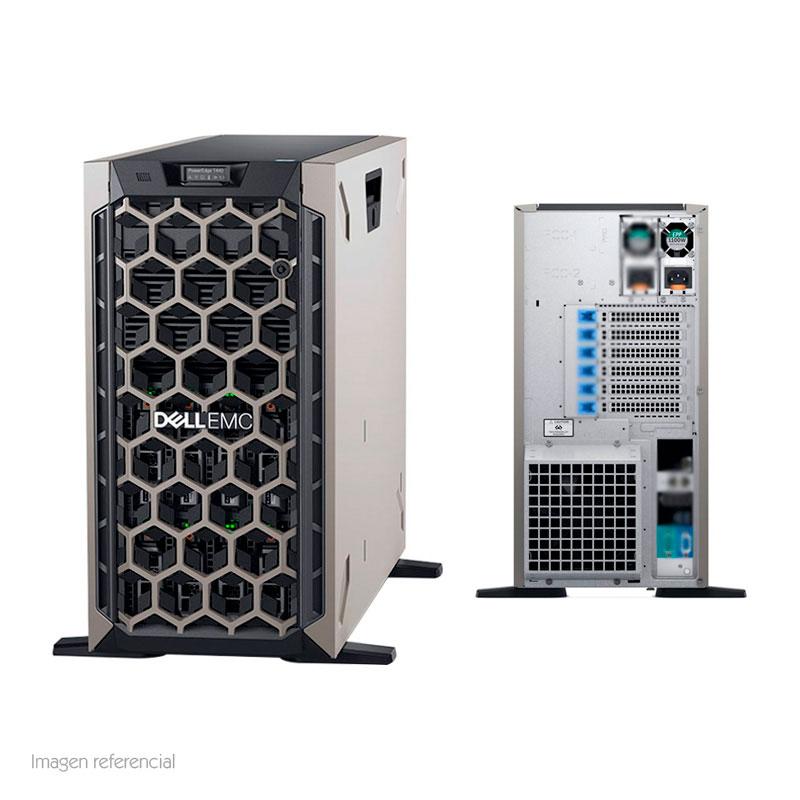 Imagen: SERVIDORES; DELL - SERVIDORES; T440 4208/16GB/2TB SILVER