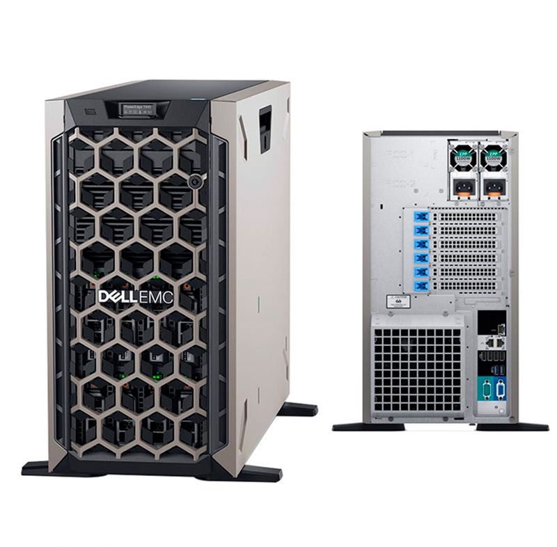 Imagen: Servidor Dell PowerEdge T440, Intel Xeon Bronze 3106,1.7 GHz, 16GB DDR4, 2TB SATA