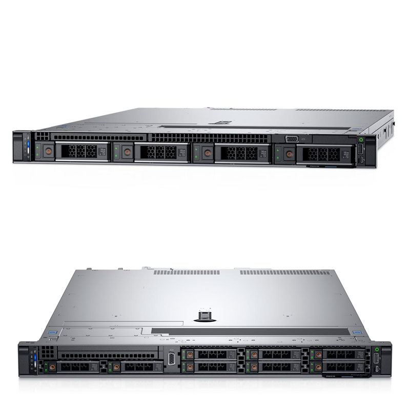 Imagen: Servidor Dell PowerEdge R6515, AMD EPYC 7232P 3.1GHz 8C, 16GB RDIMM, 2TB SATA Hot-Plug