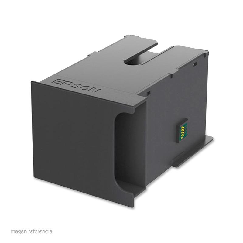 Imagen: Caja de Mantenimiento Epson WF-C869R.